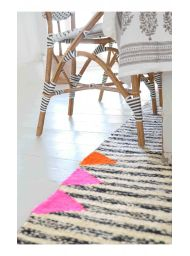 Rug Triangles no. 2