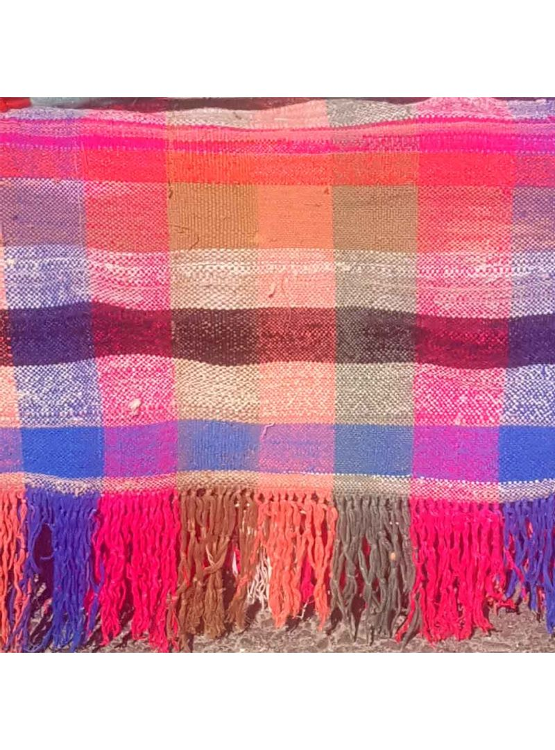 Moroccan blanket and bedspread 176x300 cm